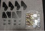 """Intimidator 2"""" Bracket Lift Kit"""
