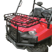 Seizmik Hood Rack for Polaris Ranger (Round Tubes)