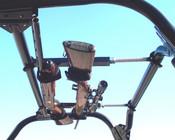 Great Day Quick Draw UTV Overhead Gun Rack