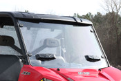Seizmik Polaris Ranger 570/900/1000 Full Size Versa Vent Windshield