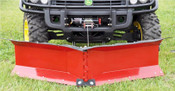 Eagle UTV V-Blade Plow Kit for Kawasaki Mule and Teryx