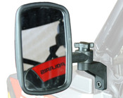 ATV-Tek Clearview™ UTV Side View Mirror for Polaris Pro Fit Cage
