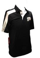 SPO Black Golf Shirt