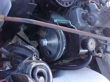 Jeep Wagoneer For Sale >> Power Steering Conversion old Jeeps - Jeepster Guru