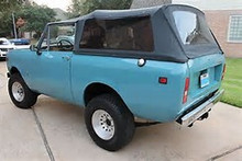 Scout Full Soft Top Super Scout 2 and skins (no door frames)