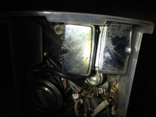 Jeepster Commando Wagoneer Ash Tray
