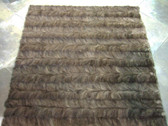 Natural Demi-Buff (brown)Sections Mink Plate