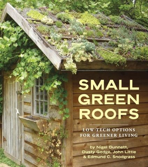Small Green Roofs (Book)