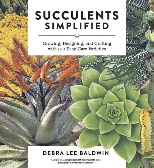 Succulents Simplified (Book)
