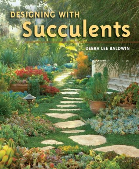 Designing With Succulents (Book)