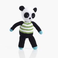 Pebbles - Panda Baby  Rattle
