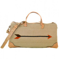 Manos Zapotecas - Straight as an Arrow Duffel Bag