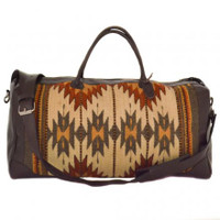 Manos Zapotecas - Earth's Eye Duffel Bag