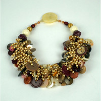 Vanilla Bean Necklace