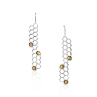 Hive Jeweled Dangles