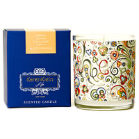 Florentine Collection - Cedar/Calla Lily/Blood Orange Candle