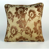 Antigua Floral Pillow