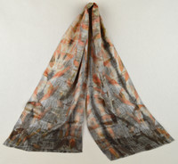 Eco-Warm Charmeuse Scarf