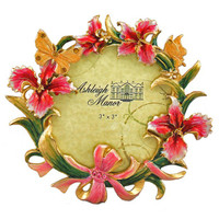Hibiscus Picture Frame