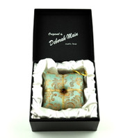 Deborah Main Design - Golden Brocade Ornament