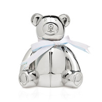 Godinger - Child's Money Bank Bear