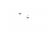Mignon Faget Pink Pearl Earrings