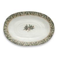 Foresta Oval Platter