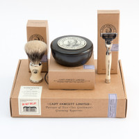 Captain Fawcett Gift Set
