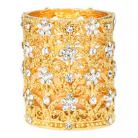 Olivia Riegel Gold Tealight Holder