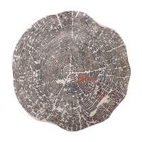 Kim Seybert Timber Placemat (Silver)