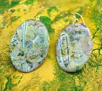"""Earrings """"Cosmos"""""""