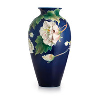 Franz - Cotton Rose Porcelain Vase