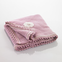 Baby Blanket (Pink)