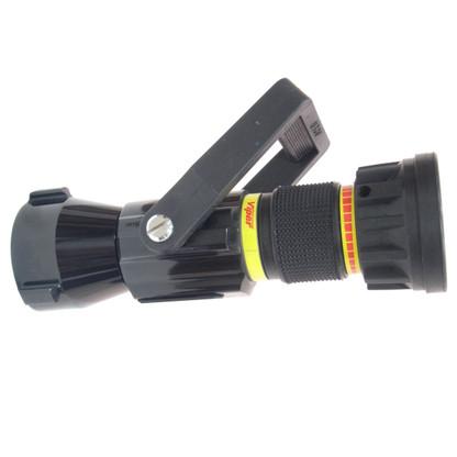 """150 - 250 GPM 2 1/2"""" Constant Gallonage nozzle non pistol grip version"""