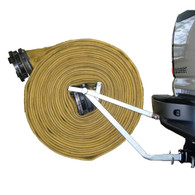 """Roll up 4"""" to 7"""" hose with ease!"""