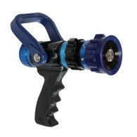 """15 -60 GPM select gallonage nozzle for 1 1/2"""" hose lines"""
