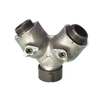 "W15 1 1/2"" plain wye valve. Made in the USA"