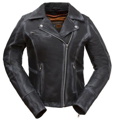Arcadia Women's Leather Motorcycle Jackets