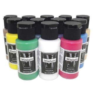Minitaire Paints