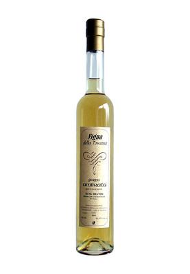 Alboni Grappa Ambrata (Label)