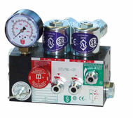 KV2P-40 VALVE C / W 2 COILS