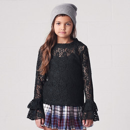 Jak & Peppar Lace On My Mind Top - Black
