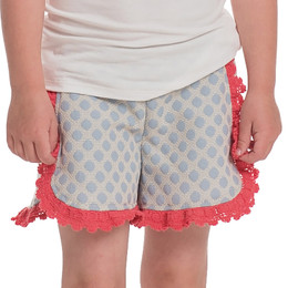 Persnickety Wild Flower Tillie Short - Multi
