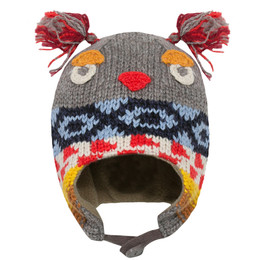Catimini Teepees & Canoes Nomad Character Hat - Rouge