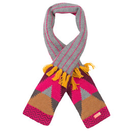 Catimini Queen of the Woods Nomade Scarf - Fuchsia