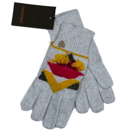 Catimini Queen of the Woods Nomade Gloves - Nuage