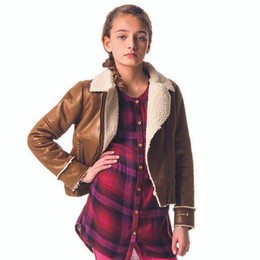 Catimini Queen of the Woods Nomade Peacoat - Marron