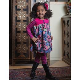 Persnickety World Market Jolie Dress - Pink