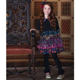Persnickety World Market Macie Jane Dress - Black
