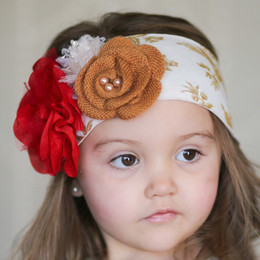 Giggle Moon Book Of Life Knit Headband - Birds